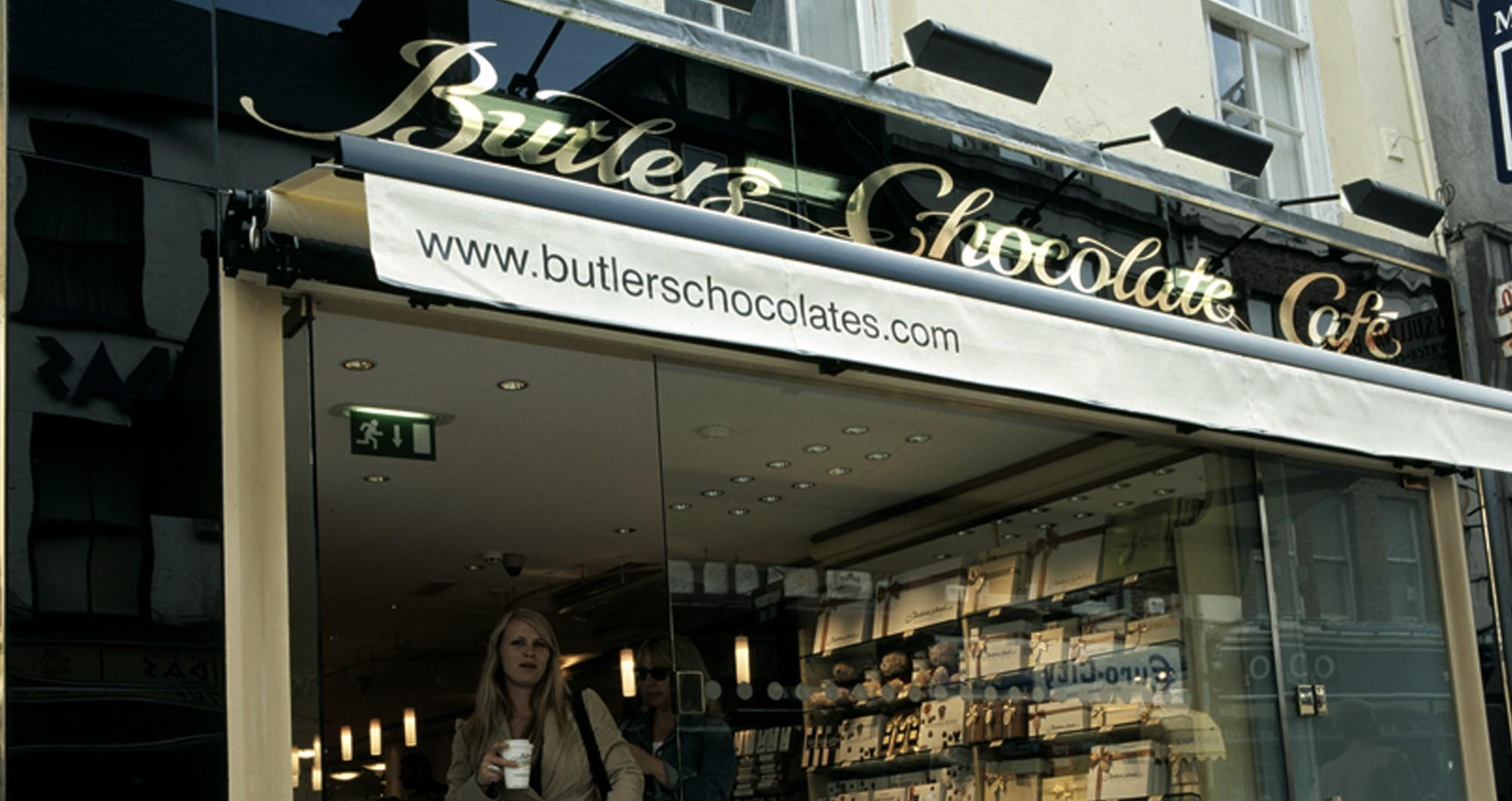 Butlers Chocolate Café, Cork