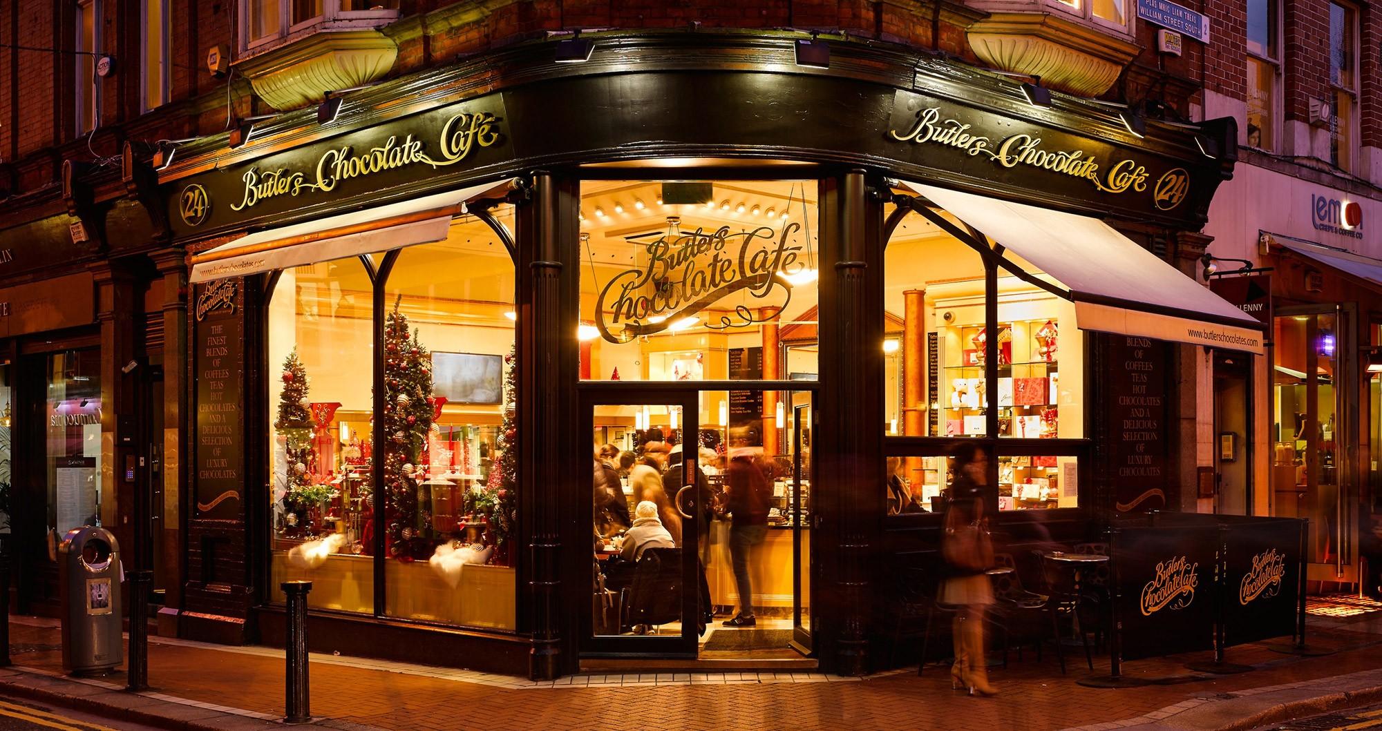 Butlers Chocolate Café, Wicklow Street