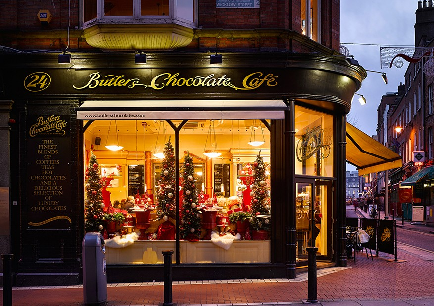 Butlers Chocolates Gallery 100