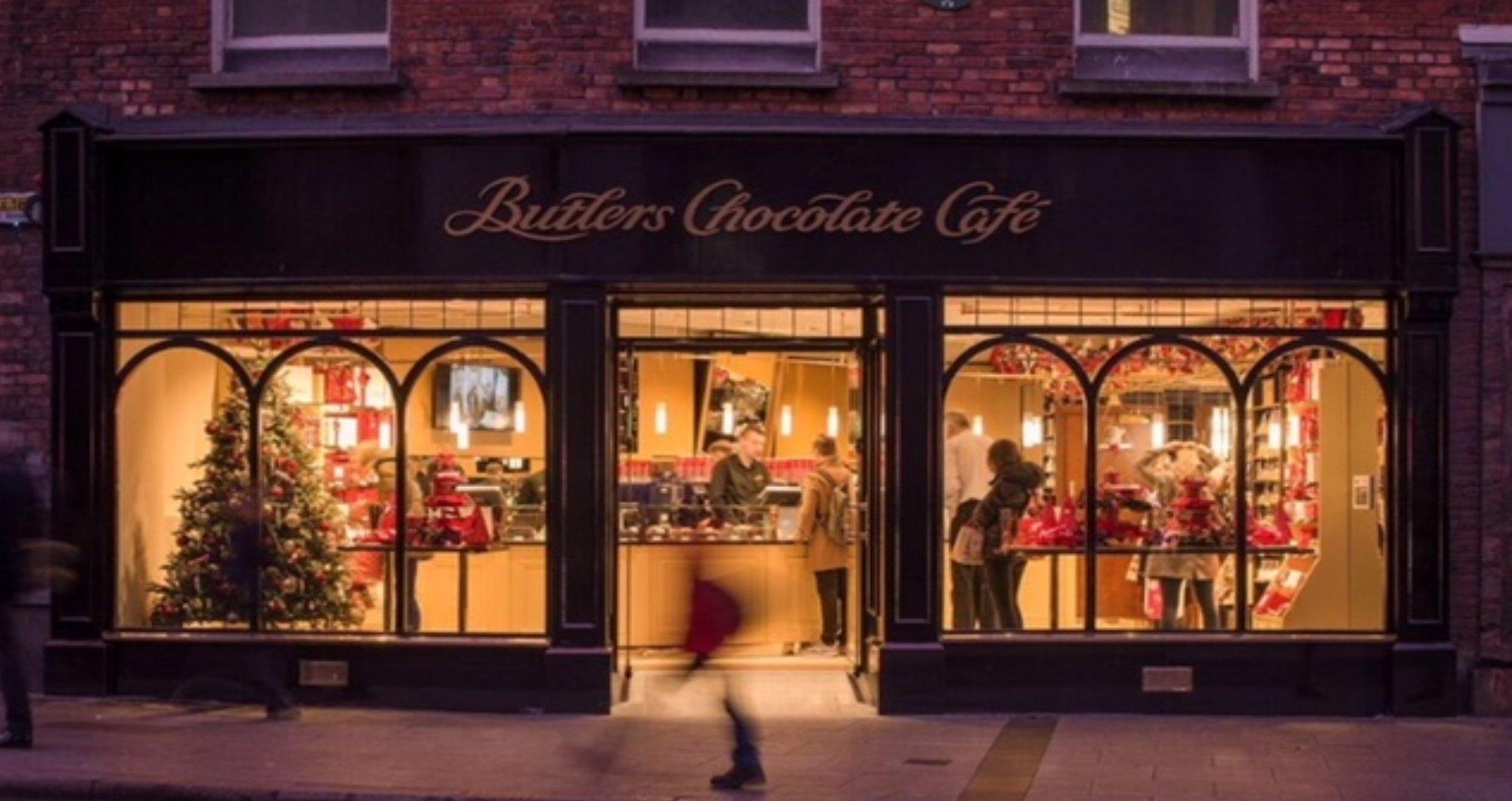 Butlers Chocolate Café, 117 Grafton Street