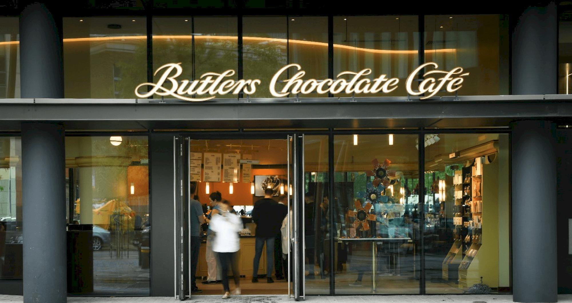 Butlers Chocolate Café, Ballsbridge