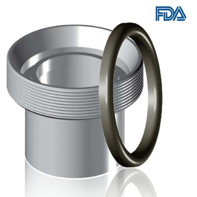 D-Ring Milk Coupling Seals