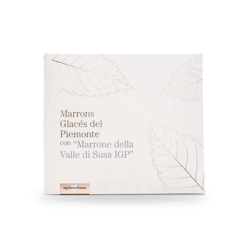 MARRONS GLACÉS Marrons Glacès Val Di Susa