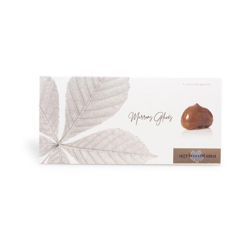 MARRONS GLACÉS Marrons Glacés - Foil Wrapped Glazed Chestnuts