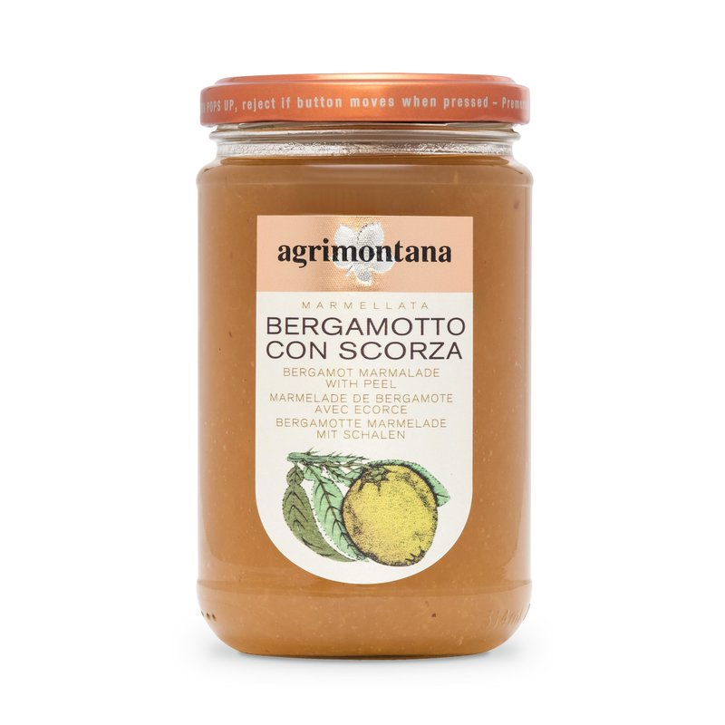 Bergamot marmalade