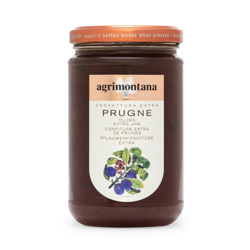 Confitures extra de prunes