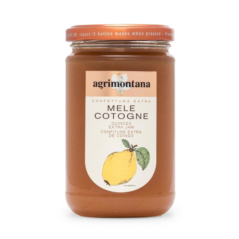 CONFITURES Confiture Extra De Coings