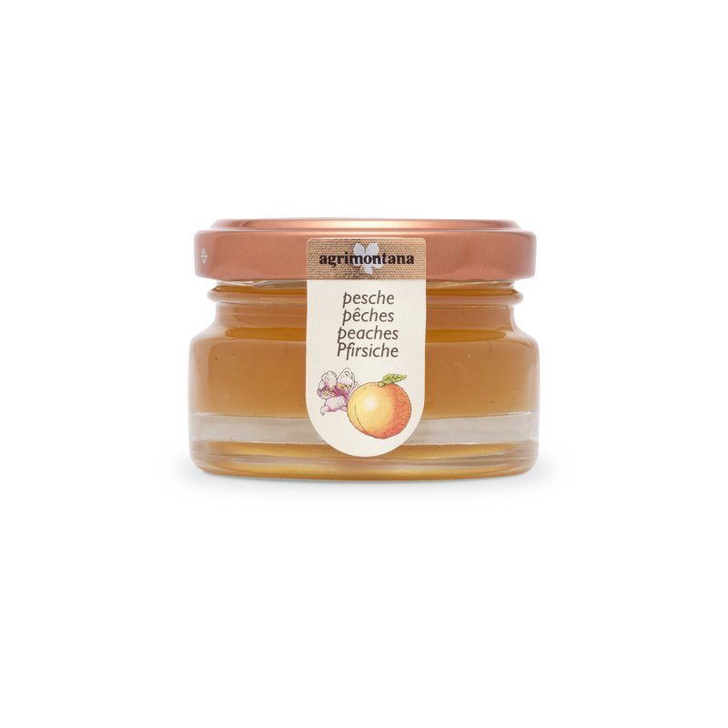 Peaches extra jam