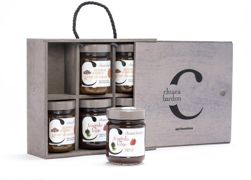 CONFETTURE Special Edition Composte Di Frutta Firmate Chiara Bardini