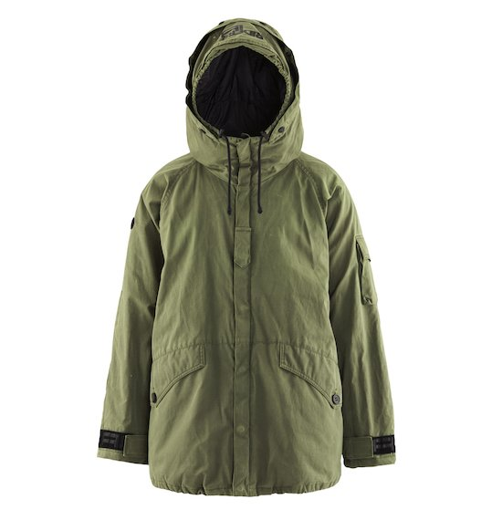 Padded Coat Thermosensitive