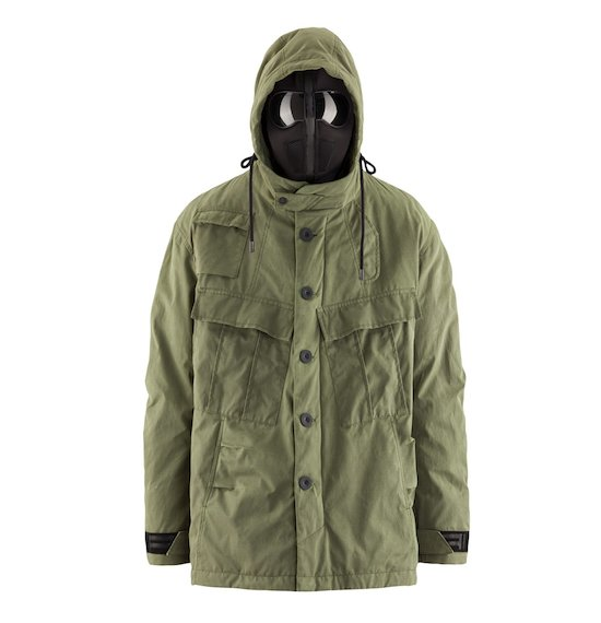Parka Multi Pocket Thermosensitive