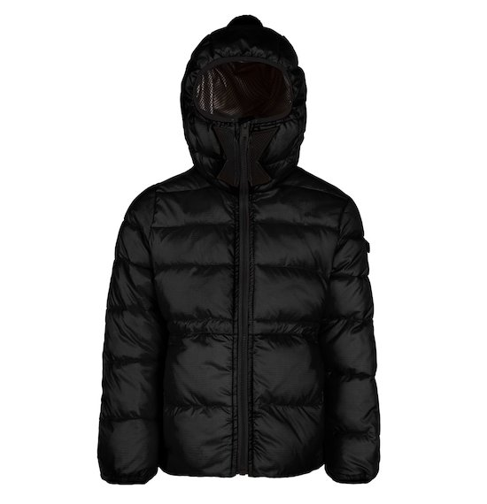 Down jacket nylon ripstop