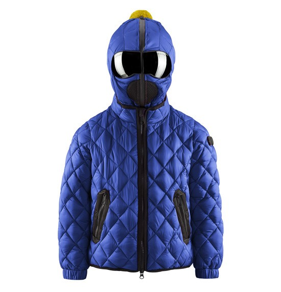 Boy quilted jacket