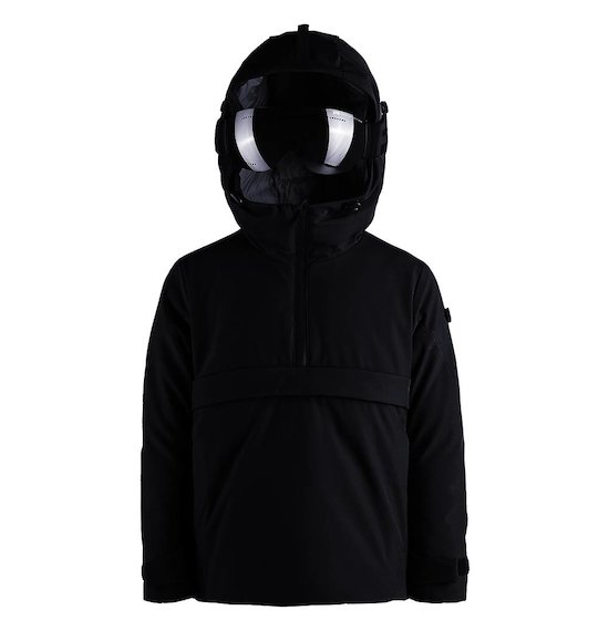 Anorak in Softshell