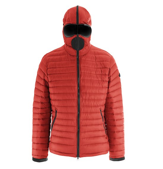 Man's down jacket Basic