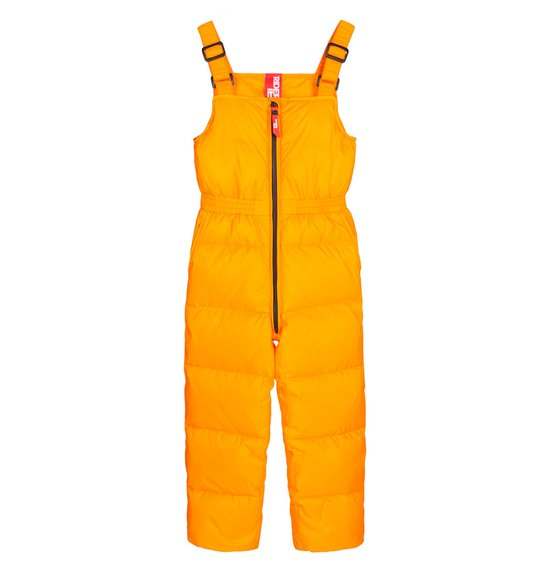 Unisex snowsuit in nylon ripstop