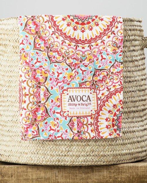 Kaleidoscope Tea Towel