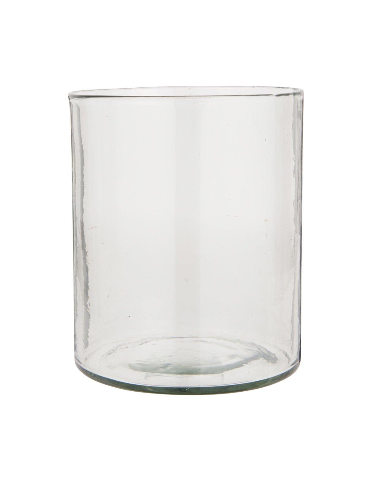 Hurricane Glass Candle Holder - 23cm