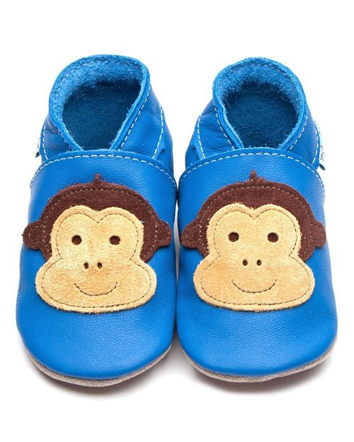 Cheeky Monkey Baby Shoes