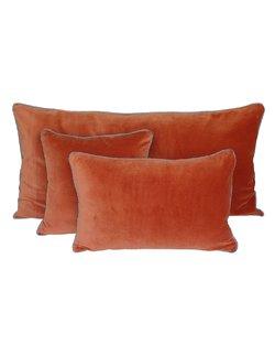 Delhi Cotton Velvet Cushion
