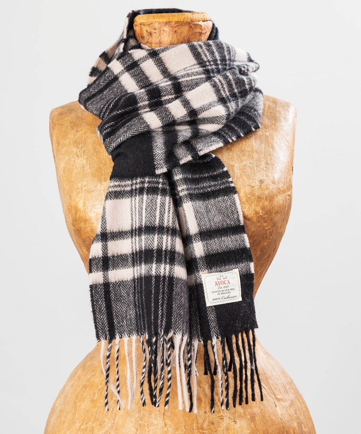 d9b0cdf65 100% Cashmere Scarves | Woven at our mill | Avoca Ireland