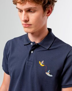 Surf Polo Shirt