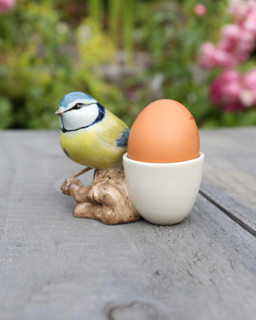 Blue Tit Egg Cup