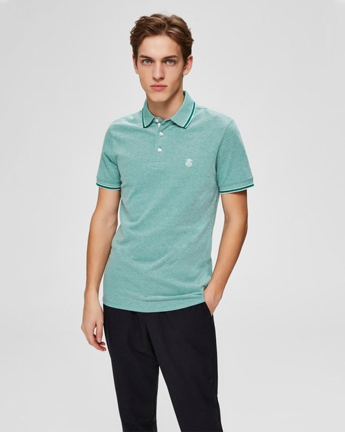 Twist Organic Cotton Polo Shirt