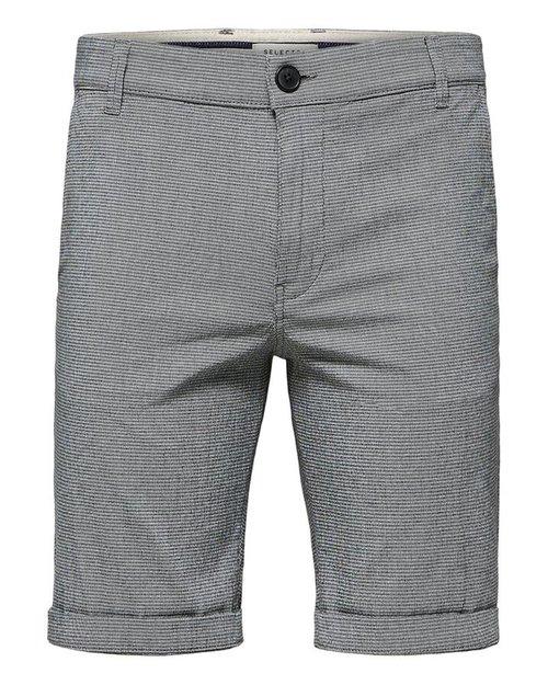Paris Straight Fit Shorts