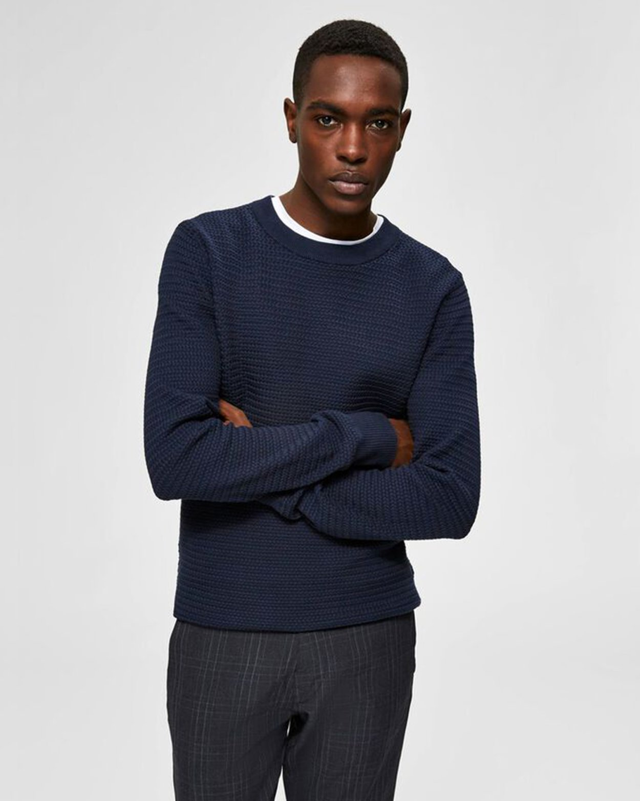 Tommy Crew Neck Jumper