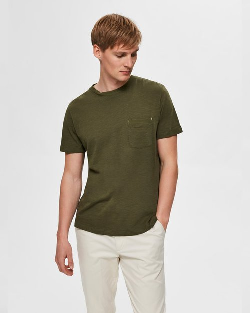 Jared Organic Cotton T-Shirt