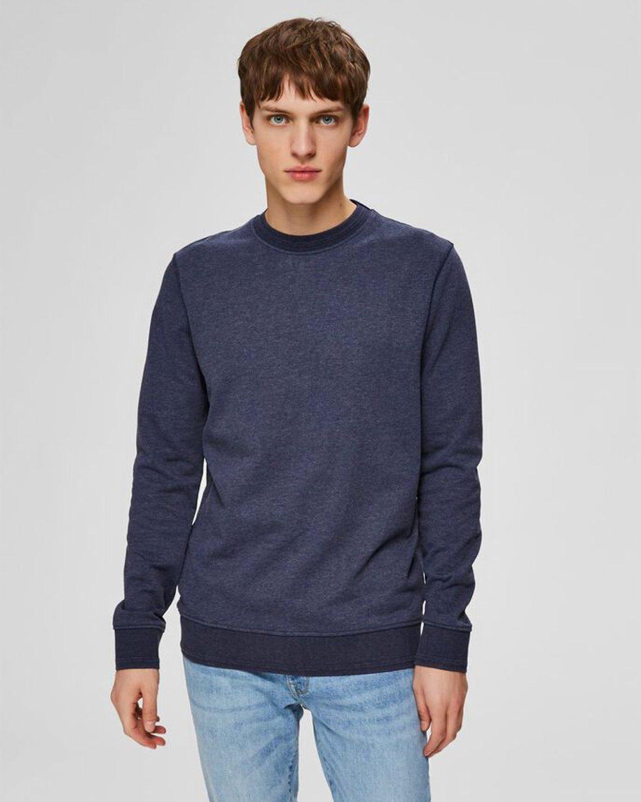 Bono Crew Neck Sweatshirt