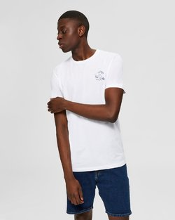 Wayne Organic Cotton T-Shirt