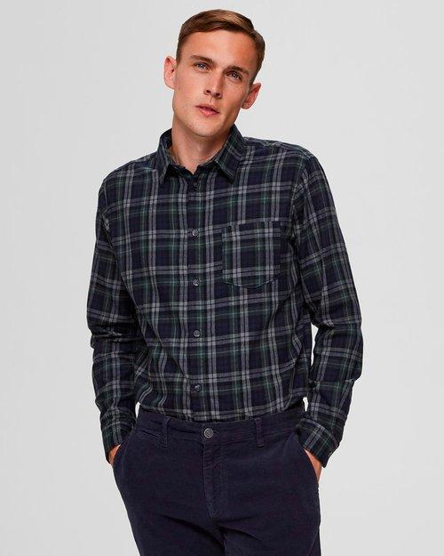 Matthew Checked Shirt