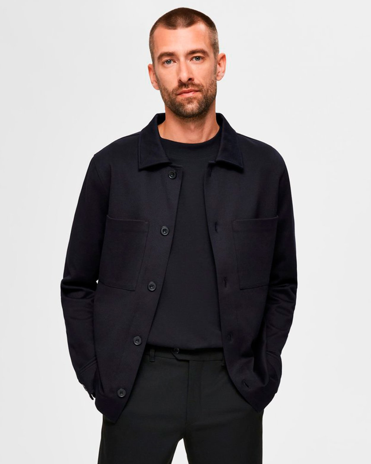Bernie Cotton Jacket