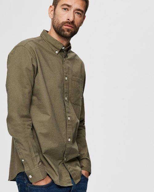 Rick Oxford Shirt