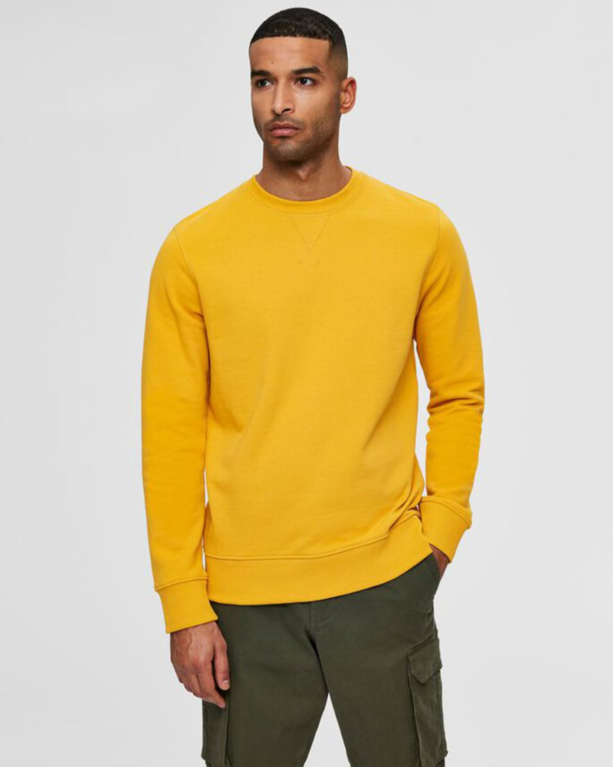 Jason Crew Neck Sweater