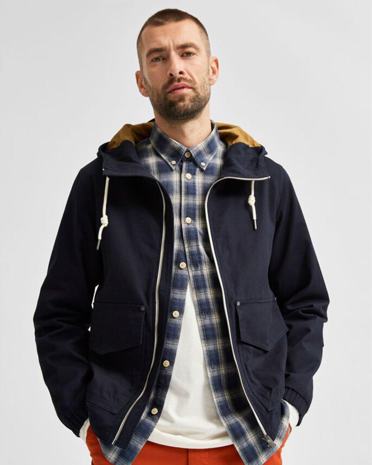Baker Cotton Jacket