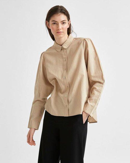 Sybilla Linen Shirt