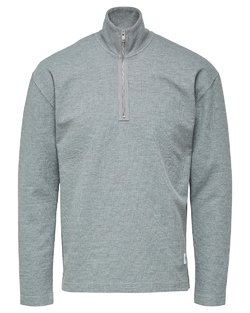 Andrew High Neck Sweater