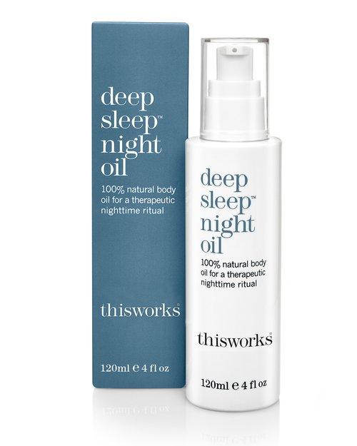 Deep Sleep Night Oil