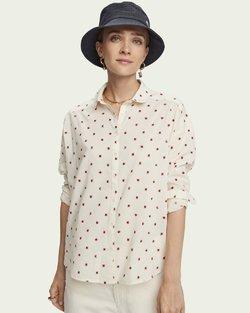 Round Collar Shirt