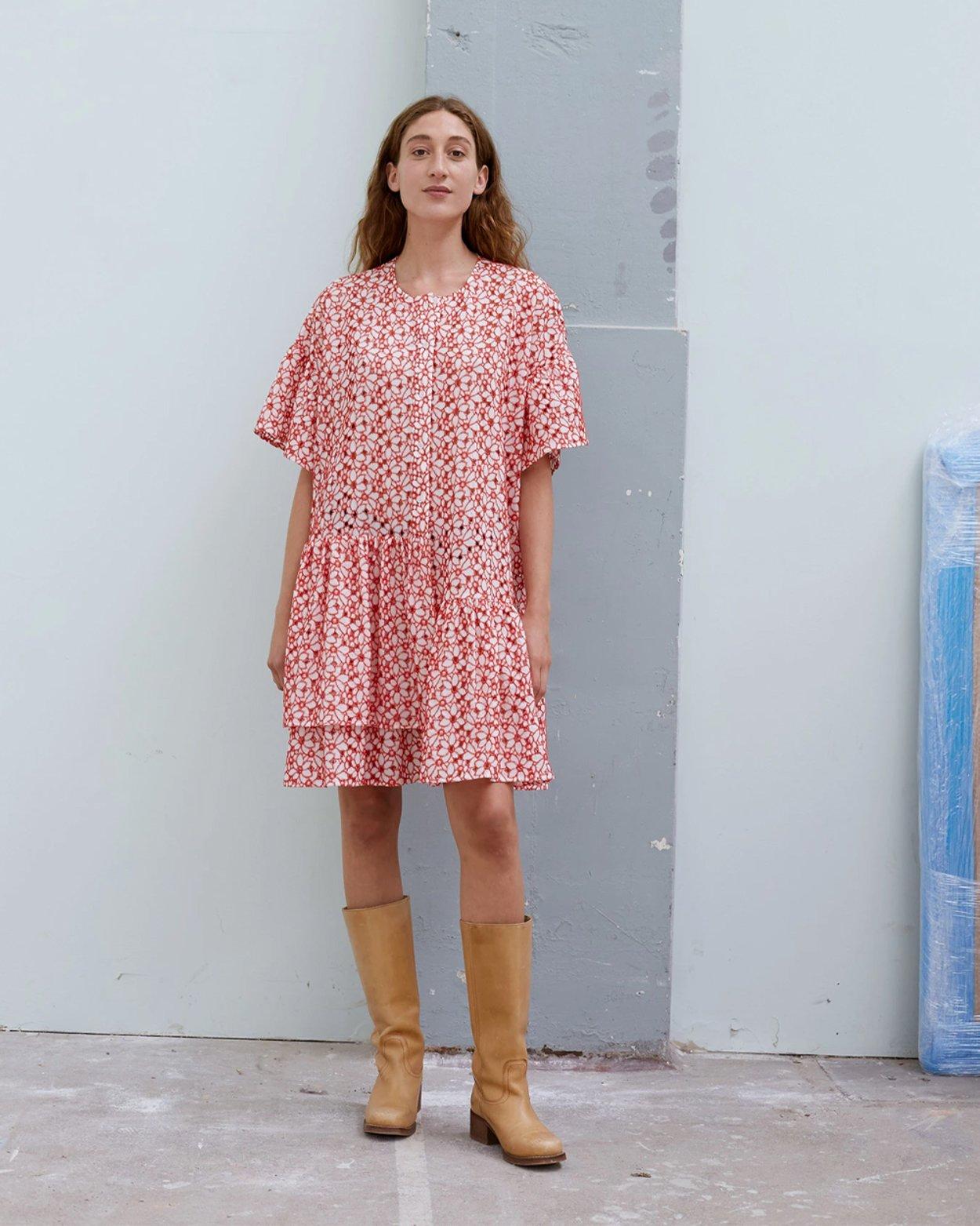 Happy Anglaise Darlana Dress