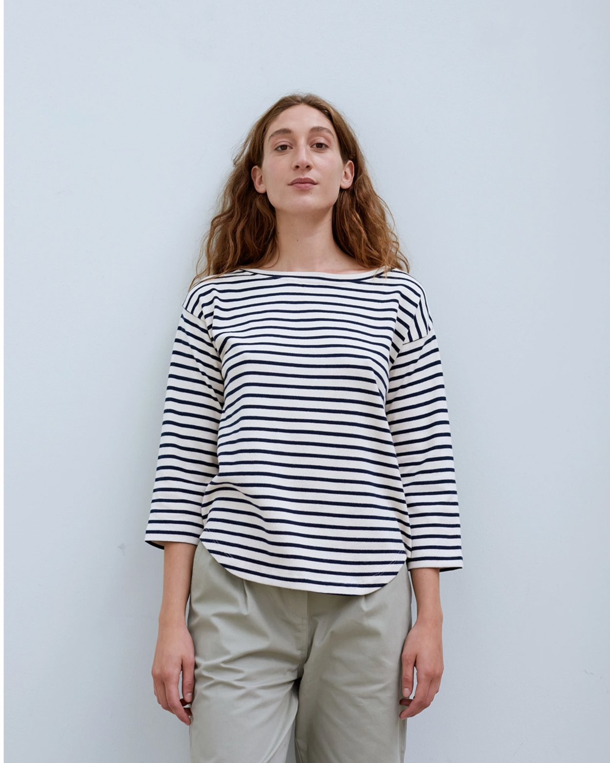 Bretagne Organic Cotton Thilke Top