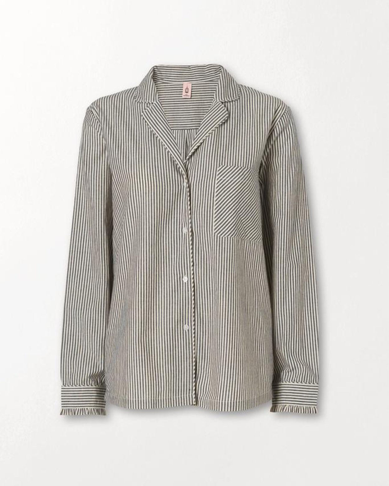 Cotton Striped Pyjamas Gift Set