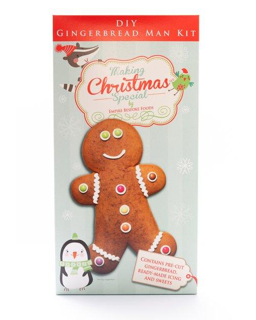 DIY Gingerbread Man Kit