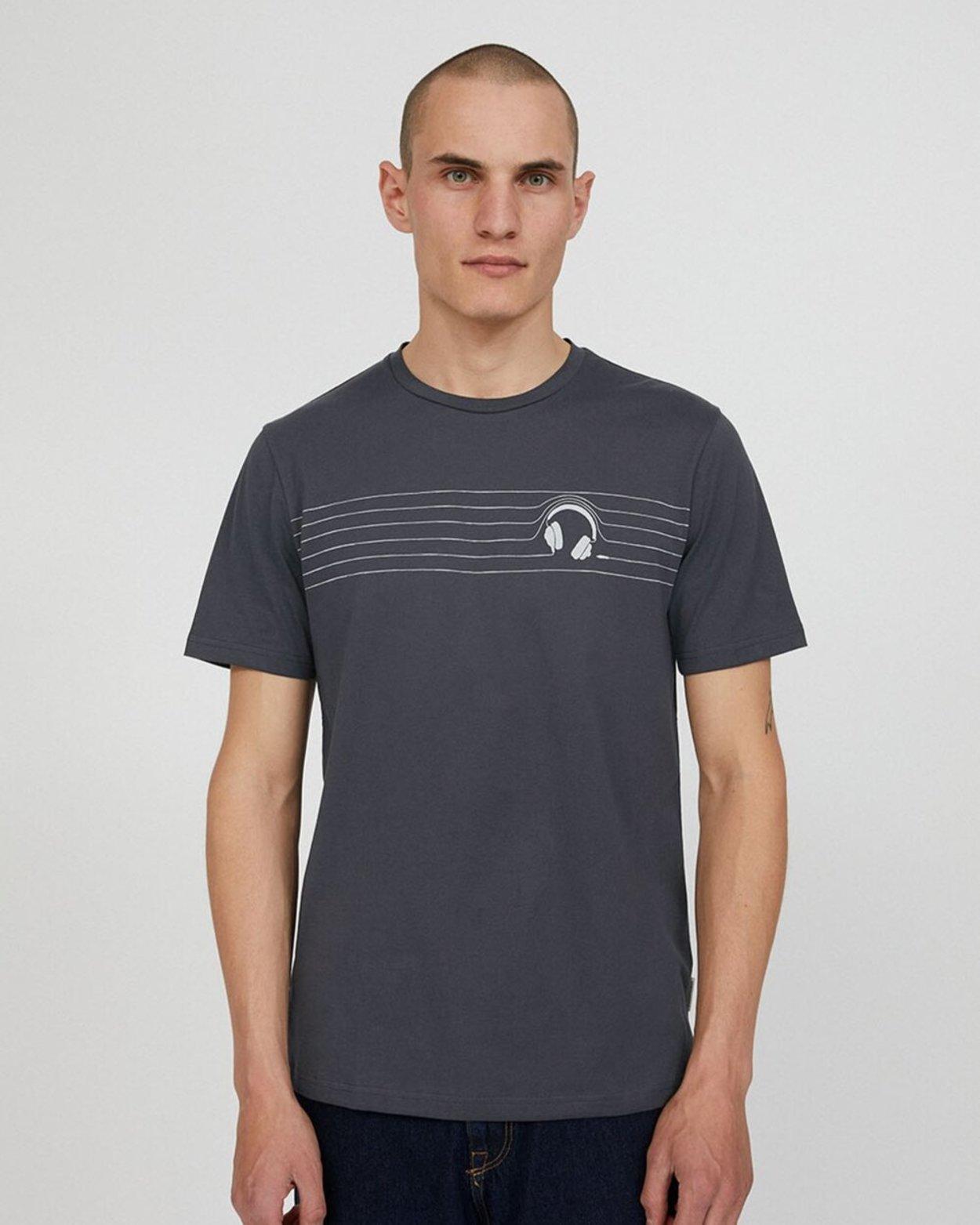Jaames Headphones T-Shirt