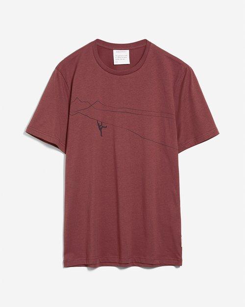 Jaames Mountain Climber T-Shirt