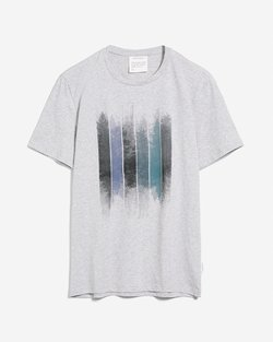 Jaames Patchwork Trees T-Shirt