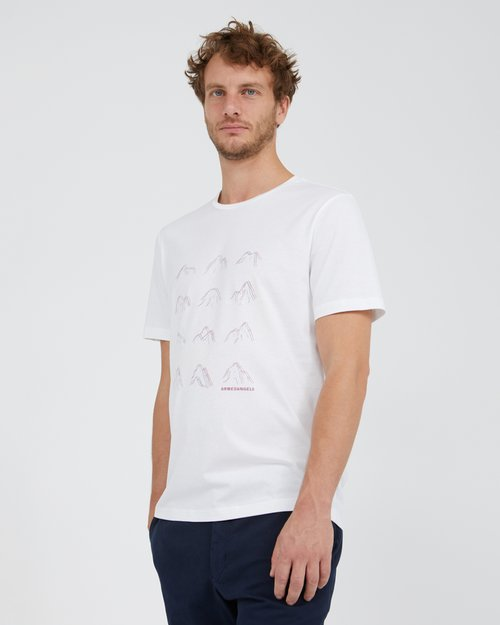 Jaames Many Mountains T-Shirt